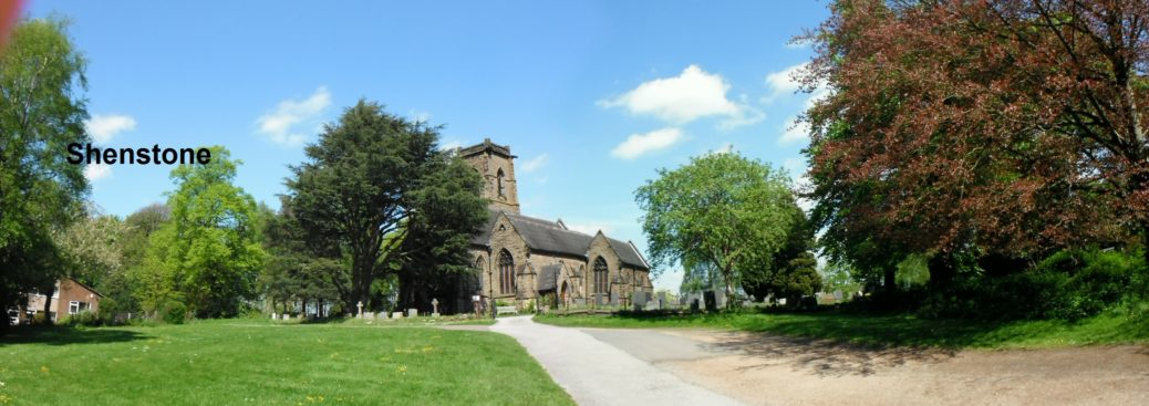 St John's church Shenstone