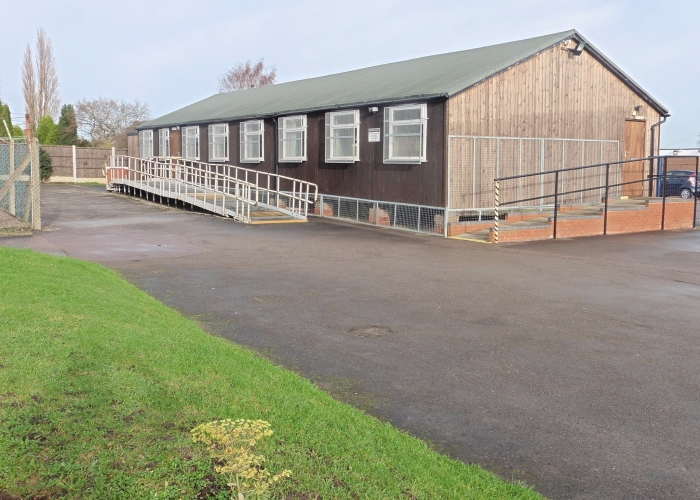 youth and community centre outside